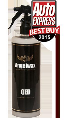 Angelwax QED
