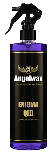 Angelwax Enigma QED Ceramic Detailing Spray